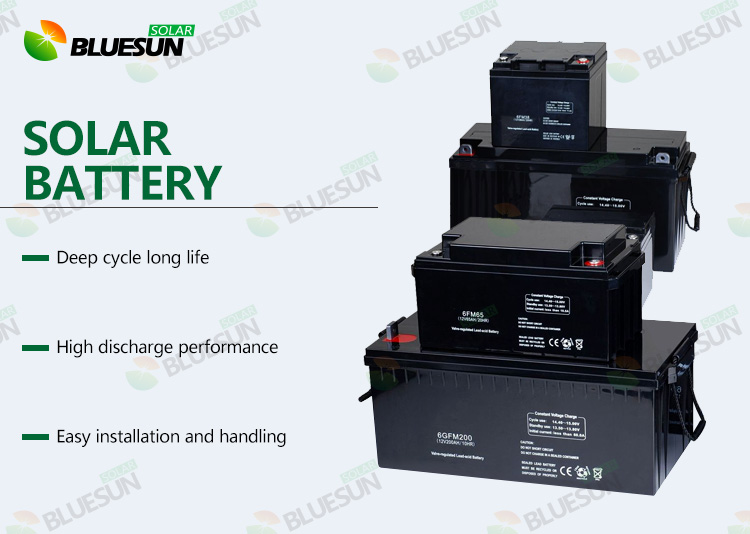 300AH 2V Gel Buy Rechargeable Batteries Online