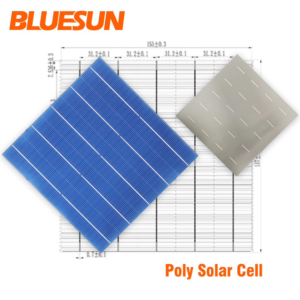 Poly Perc Solar Cell