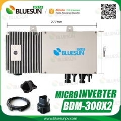 Gird-tied Solar Power System Solar Panel with Individual Micro Inverter 600w