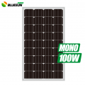 125mm mono panel solar 36 series de células