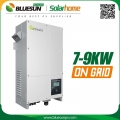 Growatt 7000-9000w en el inversor solar de red