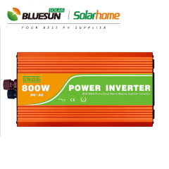 Bluesun off grid 800w Inverter 12V 24V DC To 100/110/120/220/230/240V AC Power Inverter 0.8kw-Bluesun