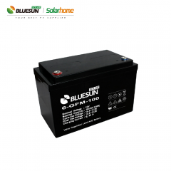 12V 100ah Lead Acid top rated rechargeable batteries