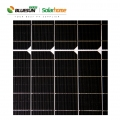 bluesun mejor panel solar flexible 50w 80w 160w etfe mono panel solar flexible