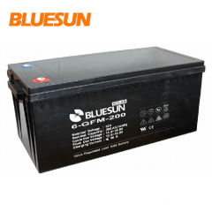12v 200ah rechargeable batteries and charger