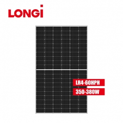 LR4-60HPH 166mm Half Cell 380W 380 Wp Mono Solar Panel