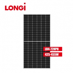 Longi LR4-72HPH 144cell 166mm Half Cut 440W Solar Panel